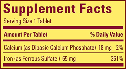 Nature-Made-Iron-65-mg-from-Ferrous-Sulfate-Tablets-180-Ct