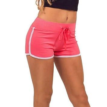 FBYYJK Pantalones Cortos De Yoga Yoga Shorts Fat Chica del ...