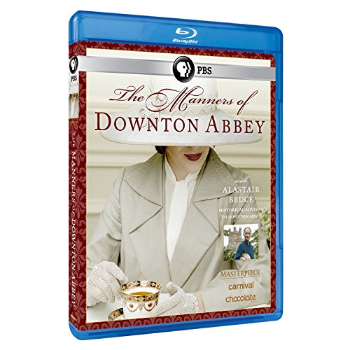 Masterpiece: The Manners of Downton Abbey [Blu-ray]