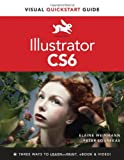 Illustrator CS6, Peter Lourekas and Elaine Weinmann, 032182217X