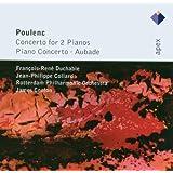 Poulenc: Concertos for Two Pianos, Piano Concerto, Aubade