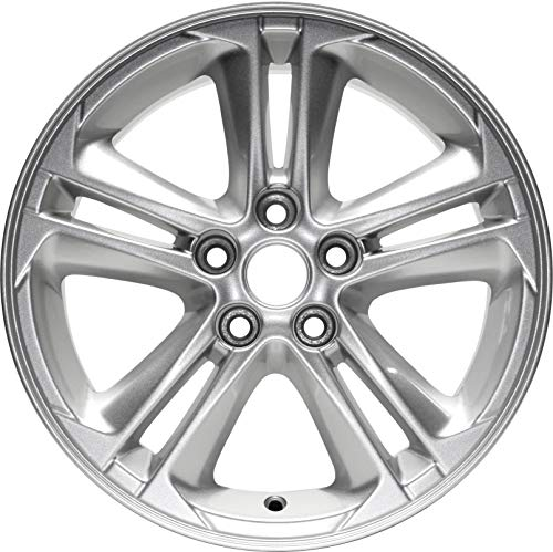 Partsynergy Replacement For New Aluminum Alloy Wheel Rim 16 Inch Fits 2016-2018 Chevrolet Cruze 5-108mm 10 Spokes