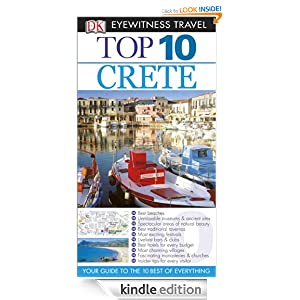 Top 10 Crete (EYEWITNESS TOP 10 TRAVEL GUIDE) Robin Gauldie