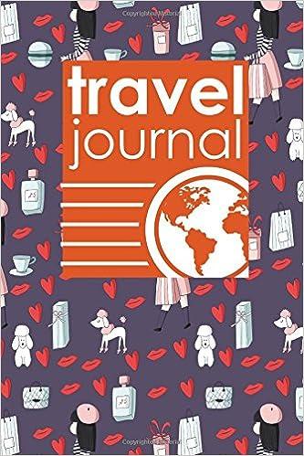 travel journal travel book template travel memory journal travel