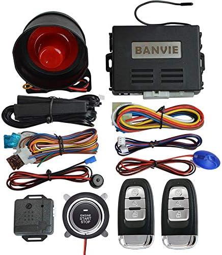 BANVIE Passive Keyless System Starter product image