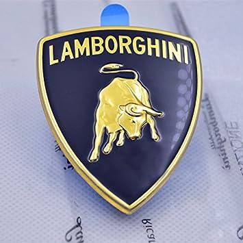 Lamborghini Murcielago Gallardo Front Hood Emblem Badge 400853745d