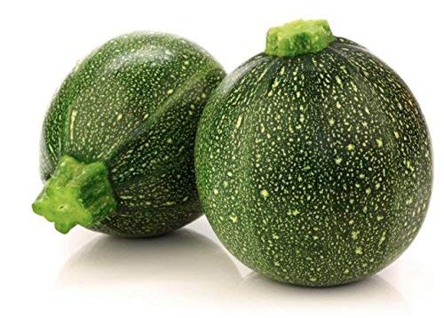 (Tatume Squash, 30+ Premium Heirloom Seeds, Top Seller! Delicious! aka: Round Zucchini, Gem Squash & More, Vine Growing Squash Plant, (Isla's Garden Seeds), Non GMO, 90% Germination, Highest)