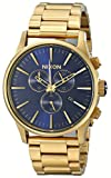 Nixon Men's A3861922 Sentry Chrono Watch