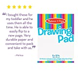 Melissa & Doug Drawing Paper Pad