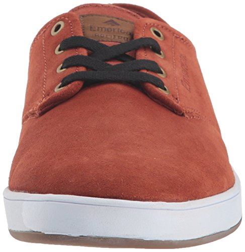 Herren Romero Rust Emerica The Laced Skateboardschuhe qYwAZ41