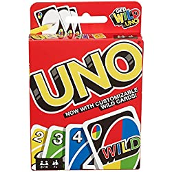 Amazon.com: SKIP BO Card Game and Uno Card Game Bundle: Toys ...