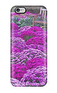 Cute Appearance Cover/tpu SOlXATt12088SxqGy Flower Earth Nature Flower Case For Iphone 6 Plus