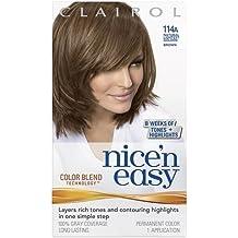 Nice & Easy Hair # 114a Size 1 Kit Clairol Nice 'N Easy #114a