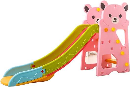 Hh001 Diapositiva para niños Diapositiva Interior Jardín de Infantes Juguetes para bebés Inicio Engrosamiento Las Diapositivas largas de plástico para niños Pueden soportar Peso: Amazon.es: Juguetes y juegos