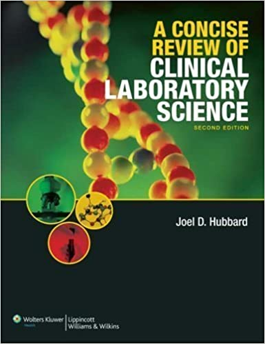 Book A Concise Review of Clinical Laboratory Science 2nd (second) Edition by Hubbard, Joel [2009]
