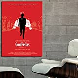 Poster Mural Goodfellas Movie Mob Mafia 35x47 inch (90x121 cm) Canvas