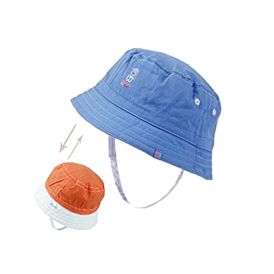 5ddf010c595 Abbyling68 Baby Toddler Kids Sun Hat With Chin Strap