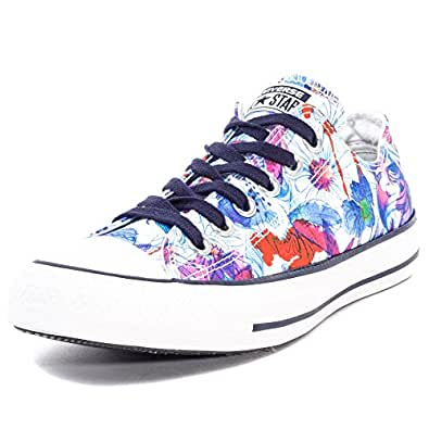 39f84be56336 Image Unavailable. Image not available for. Color  Converse Womens Chuck  Taylor Ox Spray Paint ...