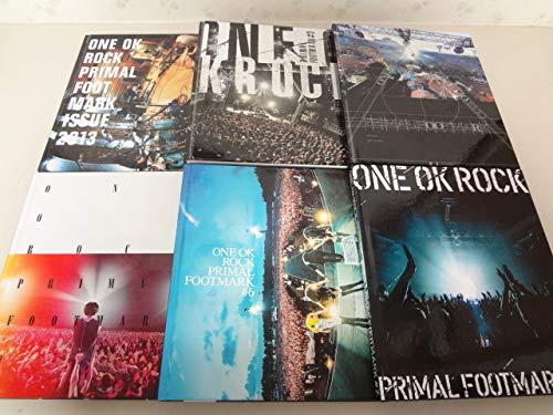 【スーパーセール】 030003 ワンオクロック写真集6冊セット ONE OK B07QCJS9BC ROCK ONE PRIMAL FOOTMARK 201334567 OK B07QCJS9BC, Galaxy Gallery:e9d116d4 --- a0267596.xsph.ru