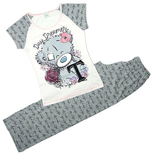 Femmes Tatty Teddy Ourson Me to You Day Dreamer Pyjamas Grandes Tailles de 8 à 22