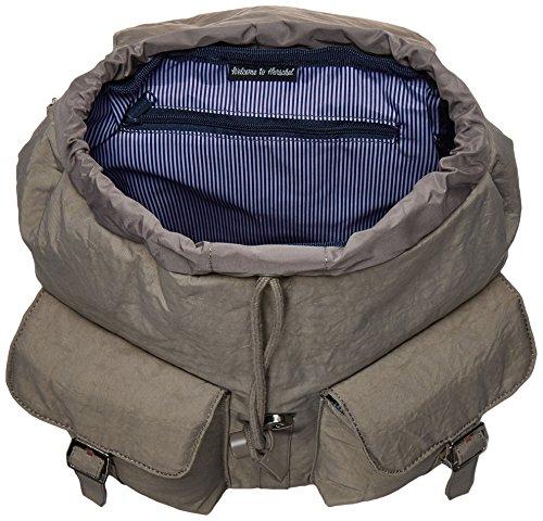grey Synthetic Tan Herschel Leather Small X grau Dawson light Peacoat grey qSOSwCf7W
