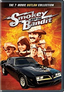 smokey and the bandit the 7 movie outlaw. Black Bedroom Furniture Sets. Home Design Ideas