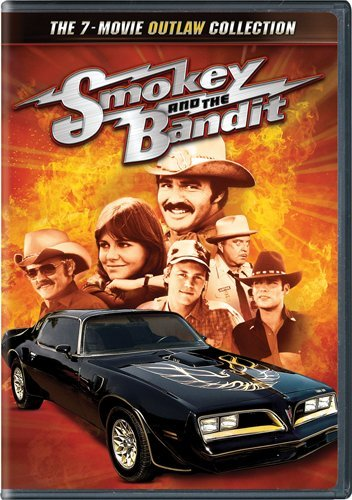 DVD : Smokey and the Bandit: The 7-Movie Outlaw Collection (Boxed Set, 4 Disc)