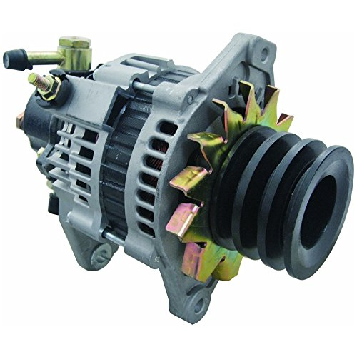 Parts Player New Alternator For ISUZU NPR NQR 4.8L TRUCK 4HE1 98 99 00 01