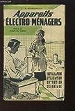 Appareils électro-ménagers