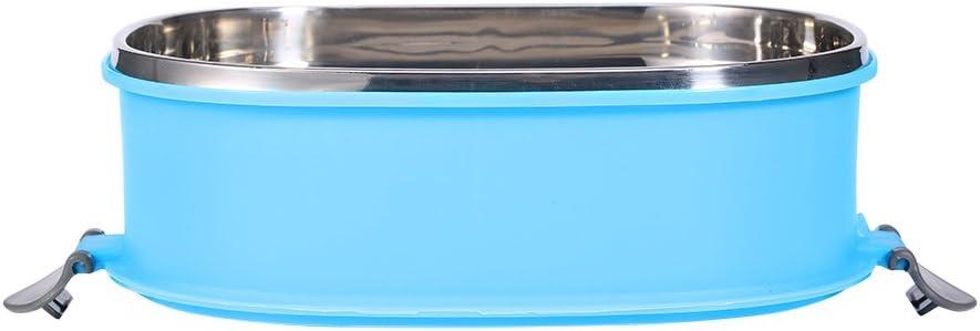 Ponacat Bo/îtes /à bento en acier inoxydable 3 /étages pour pique-nique 2 Layers 2 couches.