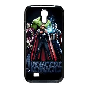 Iron Man Samsung Galaxy S4 9500 Cell Phone Case Black qfwb