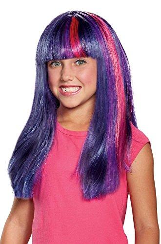 Disguise Twilight Sparkle Movie Child Wig-