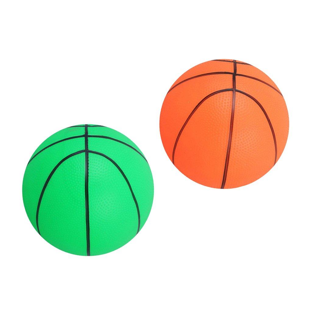 perfeclan Mini Balón De Baloncesto Hinchable para Interiores ...