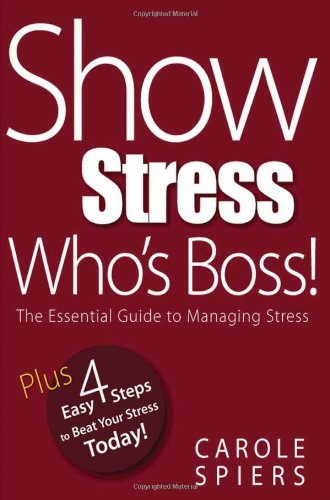 Show Stress Who's Boss! pdf