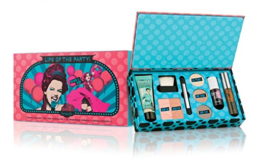 Benefit Life Of The Party Makeup Palette Beauty Blowout Full Face Makeup Kit
