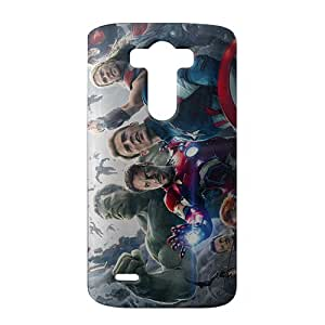 Wish-Store marvels avengers age ultron (3D)Phone Case for LG G3