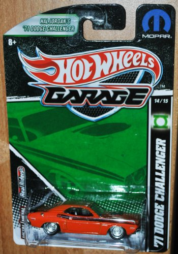 71 dodge challenger hot wheels - 4