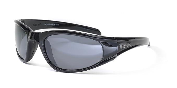 f802a9d7570 Bloc Eyewear Eyewear Stingray Xr Sports Sunglasses - S Black  Amazon ...