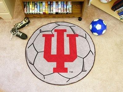 University Round Soccer Mat - 3
