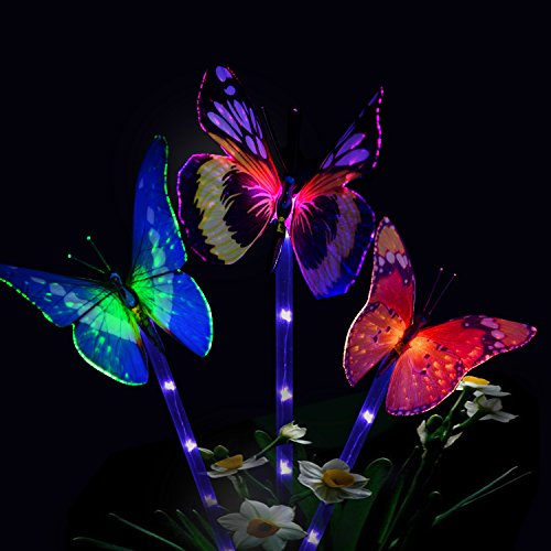 Outdoor Led Butterfly Lights