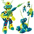 Bloco Toys Robot Invasion