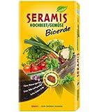SERAMIS® Hochbeeterde - Gemüseerde 40 L Bioerde