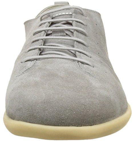 Geox U New Do C, Zapatillas para Hombre Gris (Stonec9007)