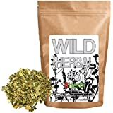 Wild Herbal Tea #8 Eight Herb by Wild Foods - 8 Ingredient Tea with Spearmint, Rosemary, Lemon Balm, Linden, Eucalyptus, Blackberry, Eleuthero root, 100% Natural (8 ounce)