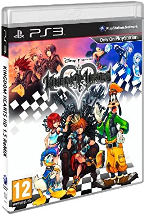 Kingdom Hearts: HD 1.5 ReMix: Amazon.es: Videojuegos