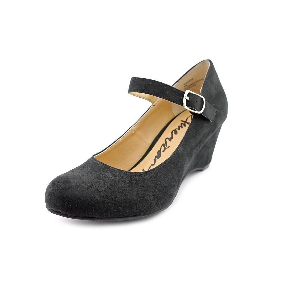 American Rag Womens Meesha Closed Toe Ankle Strap Mary Jane Pumps B00S8HSKDG 6 B(M) US|Black