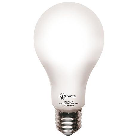 XUNZEL xled1 2124 K a + +, Ultra bajo voltaje bombilla LED, E27,