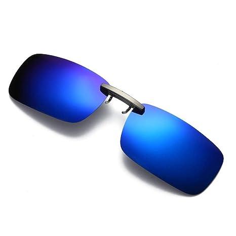 Protección UV Gafas de sol sin montura con clip Gafas de sol ...