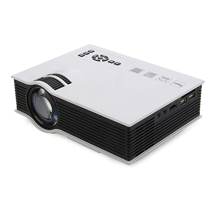 KAIDILA Original UC46 uc46 + WiFi HD Mini proyector portátil ...