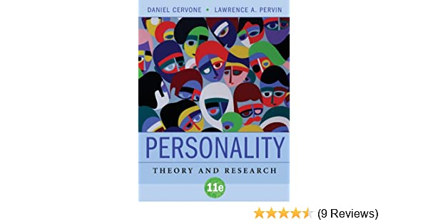 Cervone d pervin l a 2010 personality theory and research 11th ed.